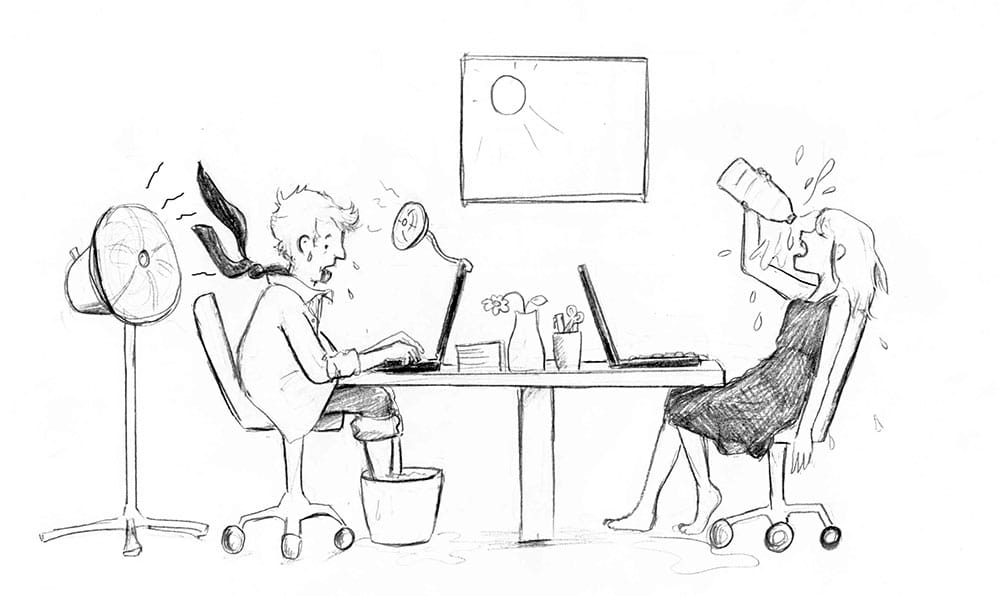 Canicule : quelles conséquences et obligations au travail ?