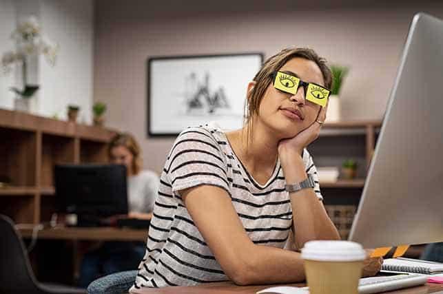 Travail de bureau : ces maux qui touchent le cœur de l'entreprise