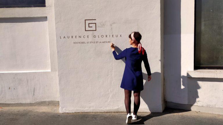 Laurence Glorieux mur